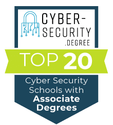 Top 20 Cyber Security Schools with Associates Degrees