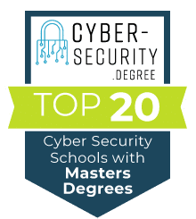 Top 20 Cyber Security Masters Degrees